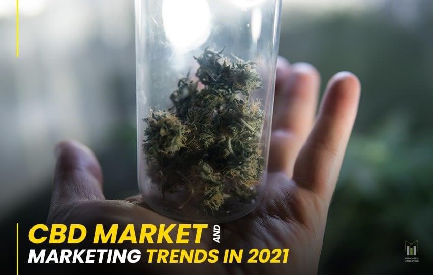 CBD Market Marketing Trends in 2021