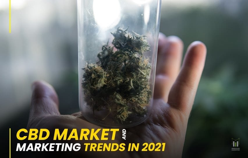 CBD Market and Marketing Trends in 2021