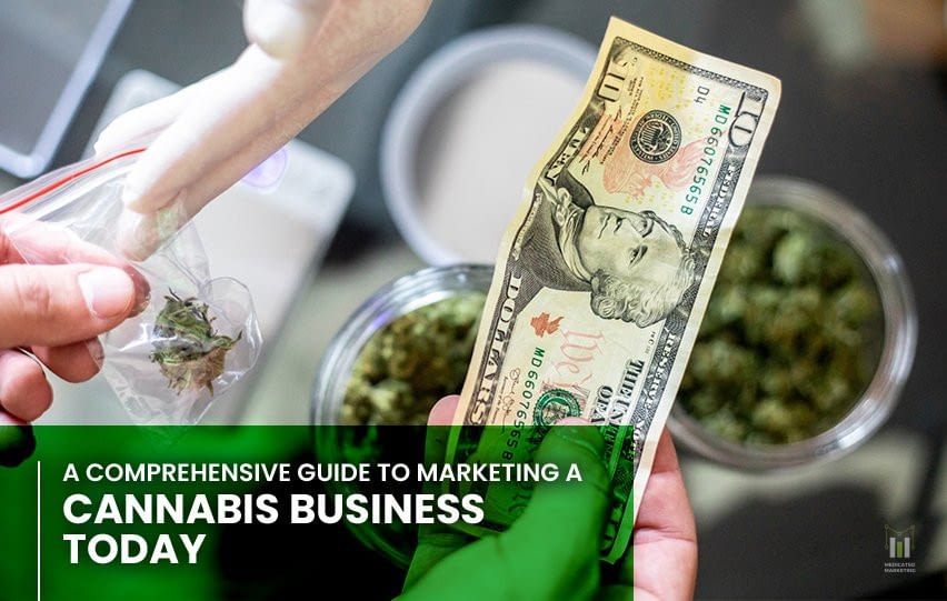 A Comprehensive Guide to Marketing a Cannabis Business Today