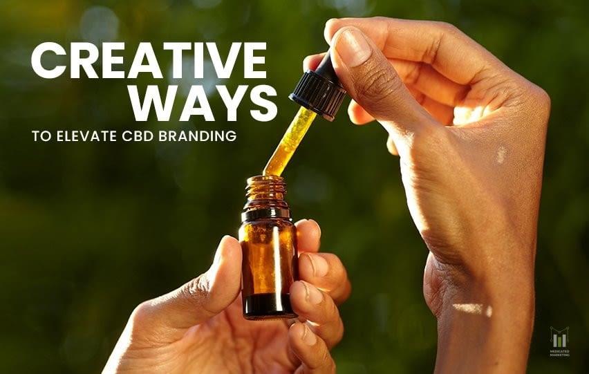 Elevate CBD Branding