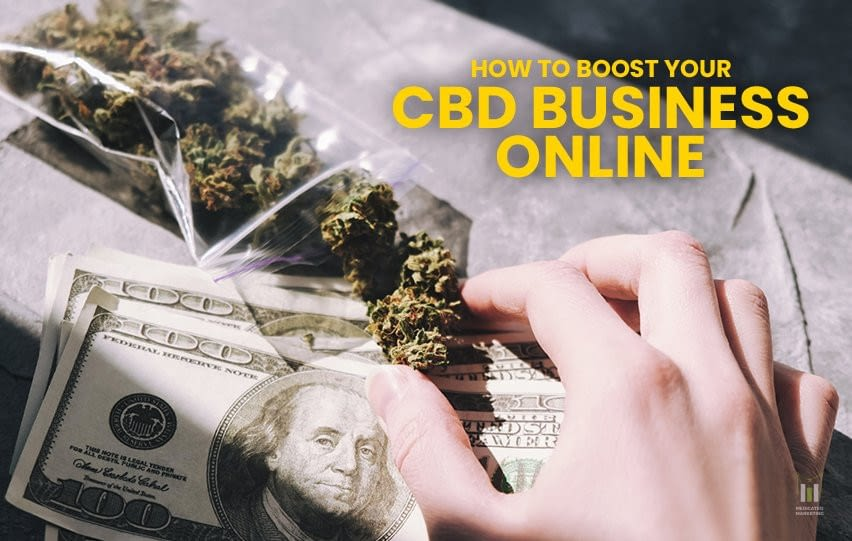 Boost Your CBD Business Online
