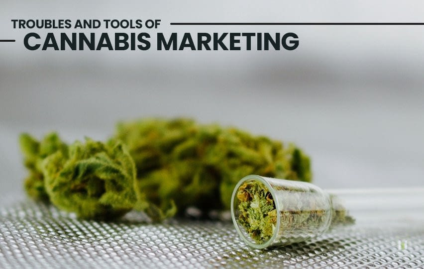 Troubles and Tools of Cannabis Marketing