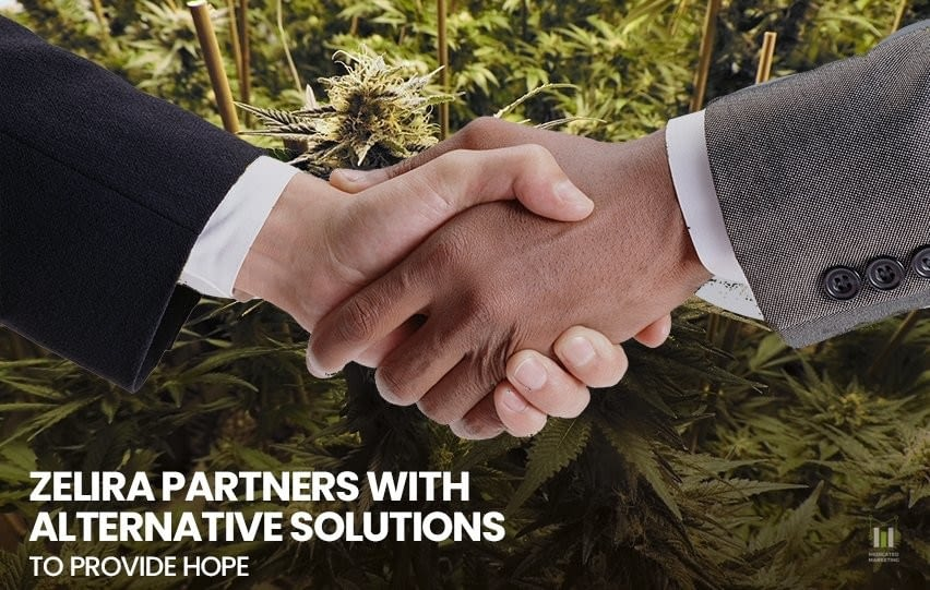 Zelira Partners with Alternative Solutions to Provide HOPE