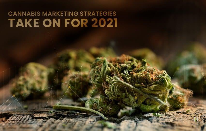 Cannabis Marketing Strategie
