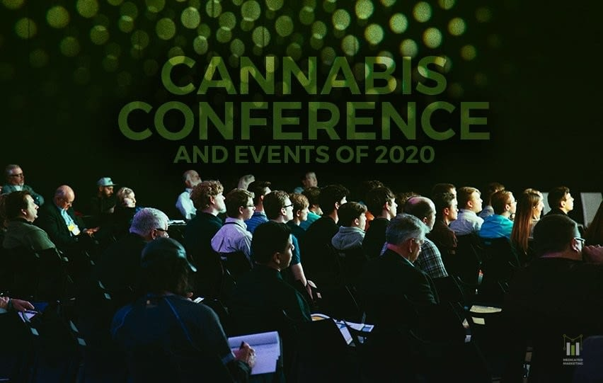 Important Cannabis Conferences & Events of 2020
